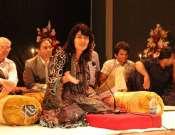 Shahida DIlawar Shah Reciting Her Poetry Photo Gallery