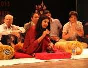 Shazia Naureen Reciting Her Poetry Photo Gallery