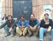 A Group Photo In Aewan E Iqbal After Halqa E Arbab E Zaoq Meeting Photo Galley
