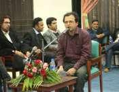Idrees Babur In Annual Mushaira In University Of Gujrat Photo Gallery