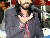 Ali Zaryon In Agriculture University Faisalabad Mushaira Photo Gallery