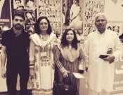 Imran Aami, Sughra Sadaf And Rukhsana Noor After Mushaira In Lahore Photo Gallery