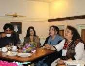 Mohammad Jawwad, Hira Rana And Neelam Ahmad Bashir In Halqa E Arbab E Zauq Pak Tea House Photo Gallery