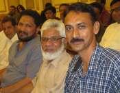 Sibtain Raza, Babur Javed And Nadeem Mohammad Photo Galley