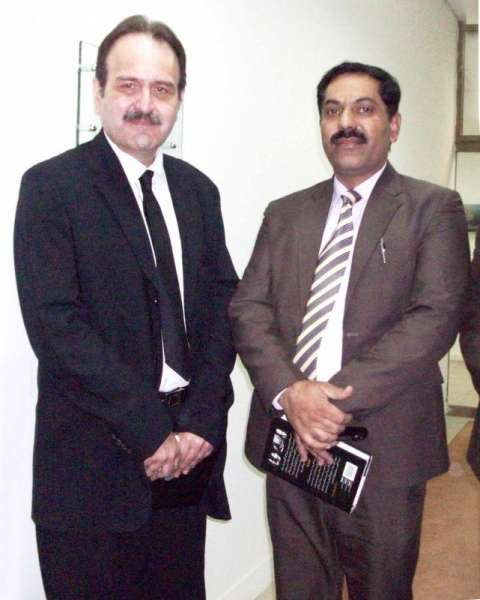 With Justice Muneeb Iqbal