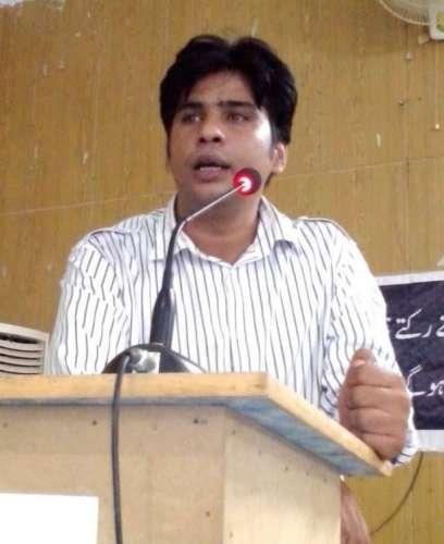 Adan Nama Ki Taraf Se Azhar Faragh Ki Shaeri Se Kiya Gaya Intikhab
