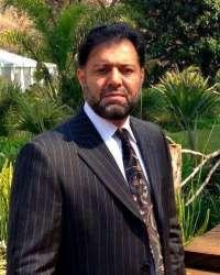 Ahmad Raza Maneka