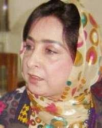 Dr Rahila Gul Magsi