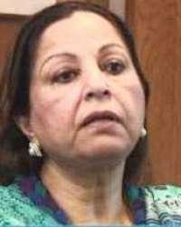 Bushra Aitzaz Ahsan