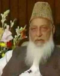 Mr Niamatullah Khan