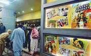 پاکستانی فلم انڈسٹری یا پڑوسی ملک کی تقلید ؟