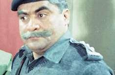Andhera Ujala Ke Inspector Jaffar Hussain