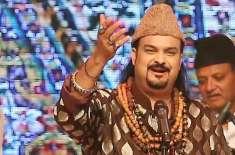 Amjad Farid Sabri ko bichre 3 baras beet gaye