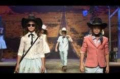 haal hi mein honay walay fashion show ke nnat naye ineqad ki jhalak
