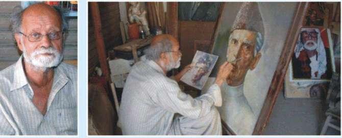 ustaad Jahangir portrait musawir