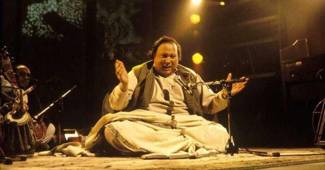 Shehensha Qawali Ustad Nusrat Fateh Ali Khan