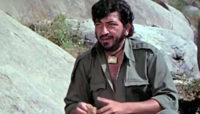 Amjad Khan first episode
