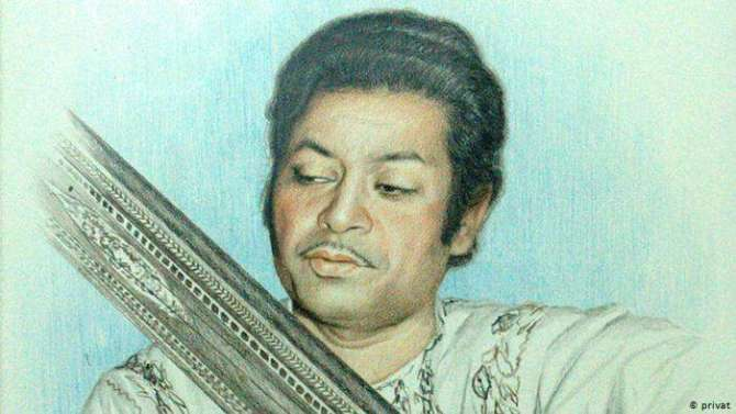 Ustad Amanat Ali Khan