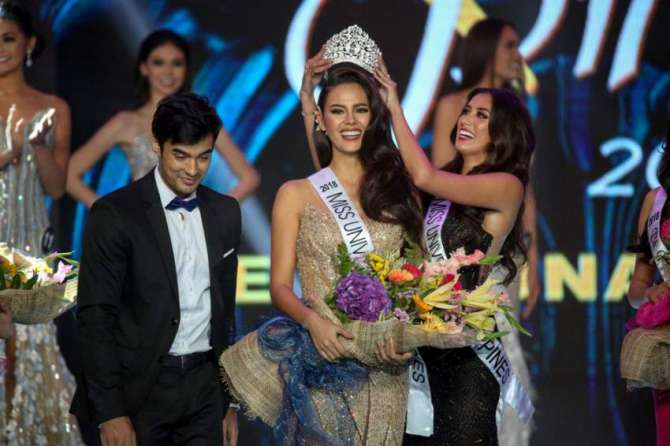catriona gray miss universe 2018