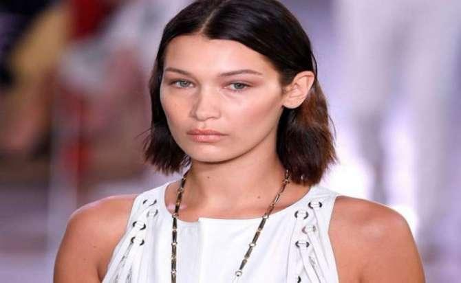 Bella Hadid munfarid model