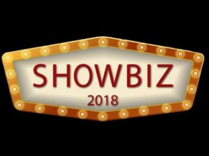 showbiz aur saal 2018