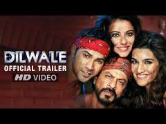 Dilwale movie Trailer