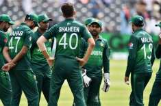 Unpredictable Team Pakistan