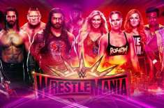 Wrestlemania 35 Ki Dhoom