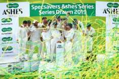 Ashes Series Draw 2-2