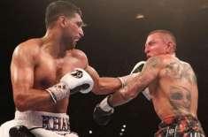 Boxing King Amir Khan