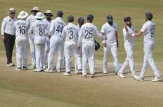 India Won 1st Test