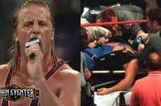 Wrestler Owen Hart