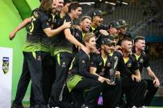 Australia Beat Pakistan 3-0 In T20 Series