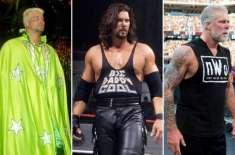 Wrestler Kevin Nash