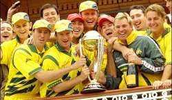 Aussies Lift The Trophy For The Secound Time