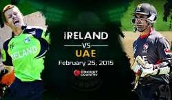UAE Aaj Ireland K Rehm O Karam Per