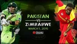 World Cup - Pakistan Team Aaj Baqa Ki Jang Laree Gi