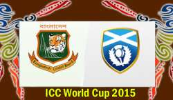 Bangali Team Ka Aaj Soctland Se Muqabla