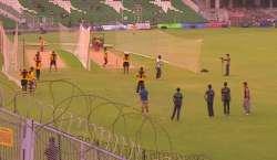 Zimbabwe Team Ka Dora Pakistan
