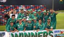 Azhar Ali West Indies Se Aik Roza Series Jeet Kar Chaa Gaye