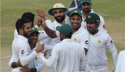 Pakistan Ka 400 Yagar Cricket Test Match