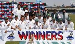 Pakistan Test Series Clean Sweep Na Kar Saka