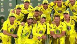 Pakistan ODI Series Lost From Australia