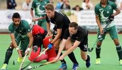 Pakistan Beat New Zealand In Hockey Series