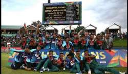 Bangladesh Won U19 World Cup 2020