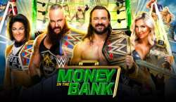 Wwe Money In Bank 2020