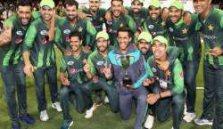 Pakistan No 1 T 20 Team
