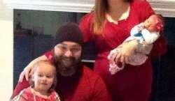 Wrestler Bray Wyatt Family