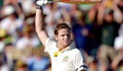 Steve Smith Breaking Records In The Ashes