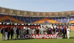 India Beat England 3-1
